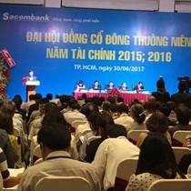 ĐHĐCĐ Sacombank: Ông Trầm Bê gửi lời xin lỗi cổ đông, ông Dương Công Minh trúng cử HĐQT