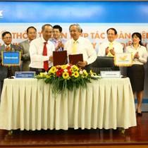 Sacombank bắt đầu hợp tác với Bưu điện Việt Nam