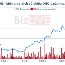 Nhà đầu tư ngoại có thể sở hữu 100% vốn DHG