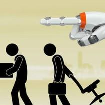 """Công nghệ phát triển, nhân viên có biến thành """"robot nơi công sở""""?"""