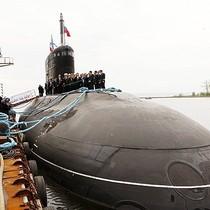 Vài ngày nữa tàu ngầm Hà Nội về đến Cam Ranh?