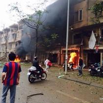 Công an Hà Nội thông tin nhanh về vụ nổ lớn tại Văn Phú, Hà Đông