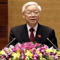 Quốc hội khóa 14 khai mạc, dành phần lớn thời gian bầu lãnh đạo chủ chốt