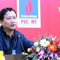 Ông Trịnh Xuân Thanh không có mặt để nhận quyết định kỷ luật