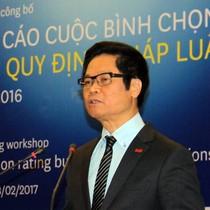 """Chính thức công bố """"top"""" quy định tốt nhất và kém nhất Việt Nam"""