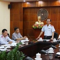 Công bố Quyết định Thanh tra tại Bộ Công thương, Bộ Giáo dục và Đào tạo