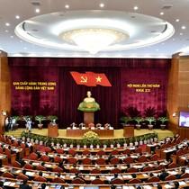 Xem xét thi hành kỷ luật cán bộ tại hội nghị Trung ương 5