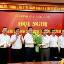 Ông Đinh La Thăng chính thức về Hà Nội nhận nhiệm vụ mới