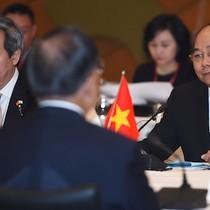 """""""Thiên thời, địa lợi, nhân hoà"""" để các nhà đầu tư Nhật vào Việt Nam"""