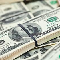 """Vàng giảm, USD """"nhúc nhích"""" tăng"""