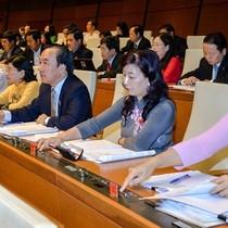Quốc hội chính thức thông qua Nghị quyết xử lý nợ xấu