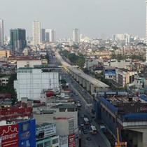Đường sắt Cát Linh - Hà Đông tiếp tục ì ạch vì thiếu vốn