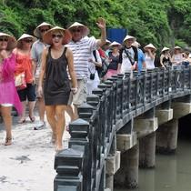 Khách quốc tế đến Việt Nam trong 7 tháng đã vượt mốc 7 triệu lượt