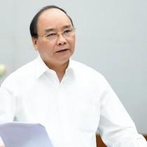 Thủ tướng Nguyễn Xuân Phúc thành lập Tổ tư vấn kinh tế