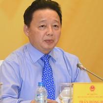 Bộ trưởng Trần Hồng Hà: Tính toán việc nhận chìm tại nhiệt điện Vĩnh Tân 70 năm