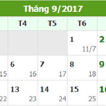 Người lao động sẽ được nghỉ 3 ngày dịp Quốc khánh 2/9