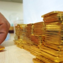 Giá vàng SJC trong nước bật tăng mạnh mẽ sau nghỉ lễ