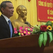 Chân dung tân Bí thư Thành uỷ Đà Nẵng Trương Quang Nghĩa