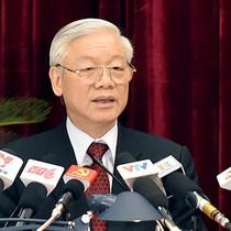 Tổng bí thư: Cán bộ, đảng viên tránh xa những cám dỗ vật chất, tham vọng