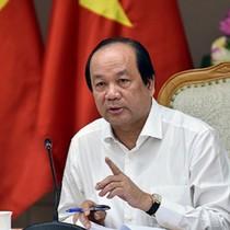 Bộ trưởng Mai Tiến Dũng: Không chấp nhận việc lấy hàng ngoại rồi dán mác Việt