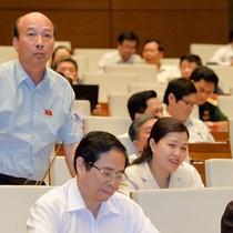 """Đại biểu Quốc hội: Người Việt """"gánh"""" thuế phí/GDP quá cao so với các nước"""