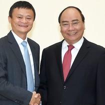 """Tỷ phú Jack Ma: """"Tôi rất mong chờ sang Việt Nam lần này"""""""