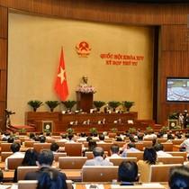 Quốc hội chốt mục tiêu tăng trưởng GDP 6,5 - 6,7% năm 2018