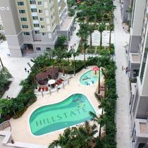Mở bán căn hộ Huyndai Hillstate giá từ 23 triệu đồng/m2