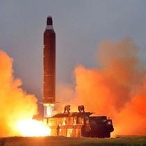 """Triều Tiên thử tên lửa """"lại hỏng"""""""