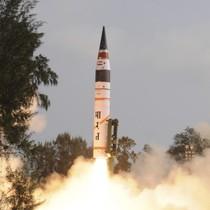 Ấn Độ sắp thử tên lửa có tầm bắn tới phía Bắc Trung Quốc
