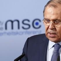 Ông Lavrov tuyên bố Nga sẽ không bỏ mặc người dân Donbas trong hoạn nạn