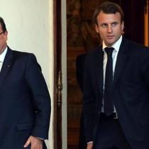 Lo sợ phe cực hữu, Tổng thống Pháp Hollande kêu gọi dồn phiếu bầu cho ông Macron