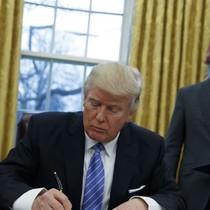 Tổng thống Mỹ Donald Trump có thể sẽ thỏa thuận lại hiệp định NAFTA