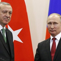 Nga - Thổ Nhĩ Kỳ nhất trí lập các vùng an toàn tại Syria