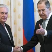 Ngoại trưởng Mỹ, Nga họp về Syria và Ukraine