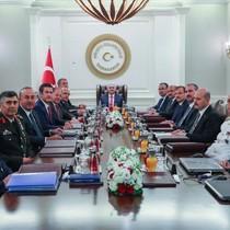 Thổ Nhĩ Kỳ thay thế hàng loạt các tư lệnh quân đội