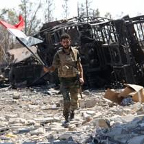 Mở trận chiến lớn, quân đội Syria giải phóng thêm lãnh thổ khỏi IS