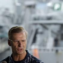 Tư lệnh Hạm đội 7 bị sa thải sau các tai nạn tàu chiến