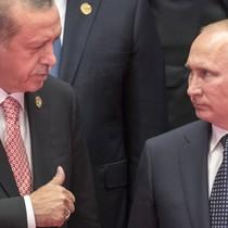 Ankara chờ ông Putin đồng ý cho can thiệp vào một tỉnh ở Syria?
