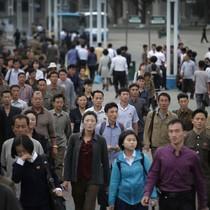 Trung Quốc giảm mạnh lao động Triều Tiên