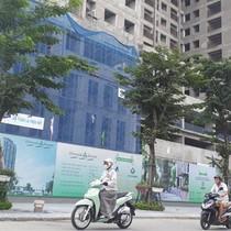 """Hà Nội: Hô biến """"đất vàng"""" thành chung cư cao tầng!"""