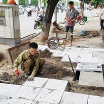 Hà Nội chỉ nên lát đá tự nhiên khi hạ tầng ổn định
