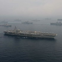 Mỹ sắp điều nhóm tác chiến tàu sân bay tới bán đảo Triều Tiên