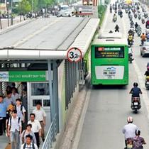 """Hà Nội """"vỡ"""" kế hoạch triển khai tuyến BRT thứ 2?"""