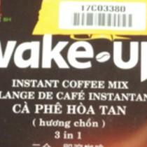 Vì sao Mỹ thu hồi cà phê Wake-up của Vinacafé?