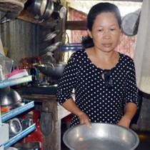 300 hộ dân xã nông thôn mới sống chung với ngập nước