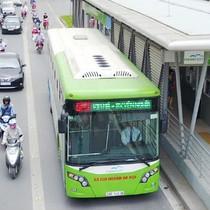 Cần ưu tiên nhiều hơn cho xe buýt BRT