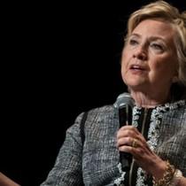 Bà Clinton chỉ trích chính sách của Tổng thống Trump về Iran và Triều Tiên