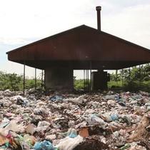 Đầu tư lò đốt rác tiền tỷ lại gây thêm ô nhiễm