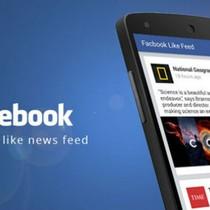 iOS sẽ không có dịch vụ tin tức từ Facebook